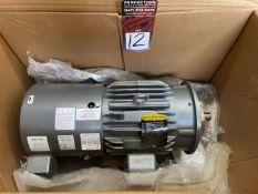 BALDOR 5 HP Vector Drive Motor, 1750-6000 RPM