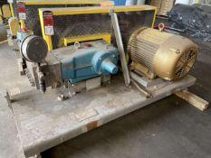 CAT 6811 Pump System w/ Baldor 50 HP Super Efficiency Motor