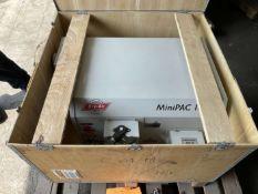BRY-AIR Mini Pac 100 Industrial Humidifier, s/n 2012E9440, 1/8 HP, 3.5 KW Heater, 190 Degree Pro.