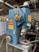 JAYGO MPVDV-10 Mixer, s/n 2355-1-90, 25-125 RPM Planetary, 600-2400 RPM Disperser, 1 HP