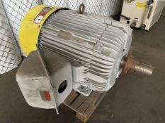 RELIANCE 125 HP Duty Master AC Motor, XE Energy Efficient, Constant Torque, Inverter Duty, 1785 RPM