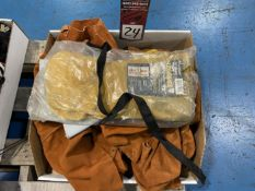 Lot of Welding Gloves and Chaps