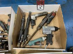 Lot of 7 Pneumatic Tools