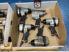 Lot of 5 Pneumatic Tools