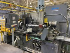 """Heald Size-Matic Extended Bridge Internal Grinder, s/n 48558, Rebuilt by GCH in 2009, 16"""" x 92"""""""
