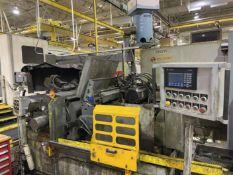 "Cincinnati Model 550 Centerless Grinder s/n CL50053001, 22"" x 20"" Regulating Wheel, 14"" x 20"""