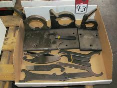 (3) Command Tool Setters w/ Assorted Spanner Wrenches