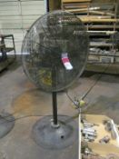 """30"""" Pedestal Shop Fan"""