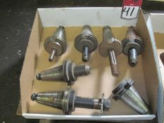 (7) CAT 50 Tool Holders