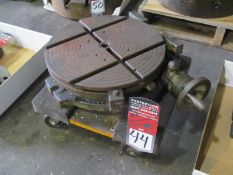 """15"""" Rotary Table"""