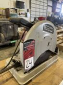 """CHICAGO ELECTRIC 14"""" Industrial Cut-Off Saw"""