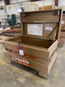 KNAACK 32 Job Box, s/n 1830615942