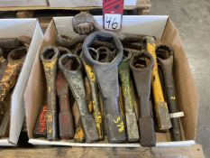 Lot of Striking Wrenches