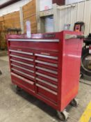 US GENERAL Rolling Tool Chest