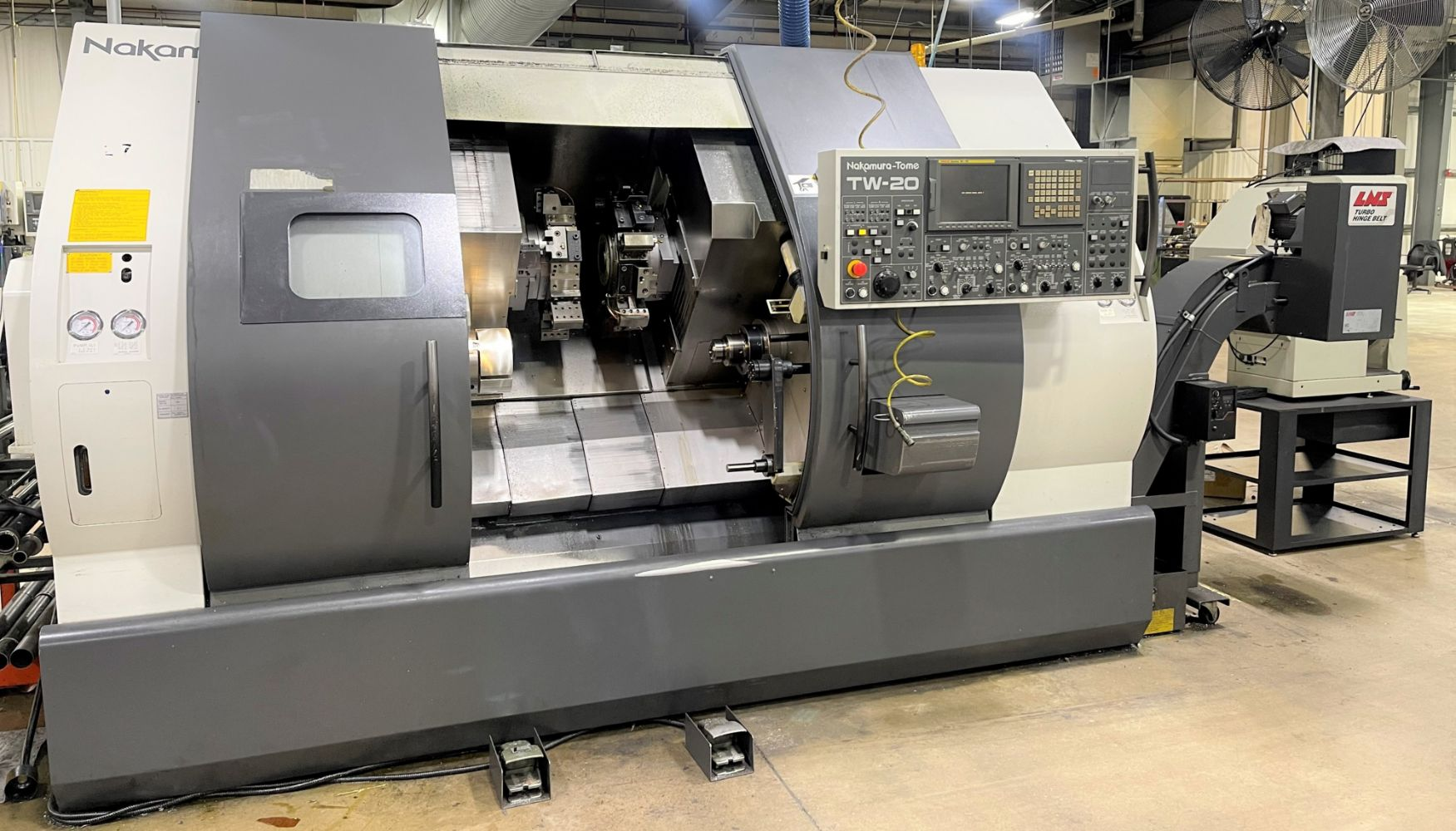 Excellent Condition CNC Machine Tools Surplus to Ongoing Operations