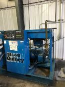 QUINCY QSI-245 Air Compressor, s/n 97811H