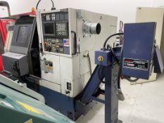 MORI SEIKI SL-200 CNC Lathe, s/n 90, MSC-518 Control