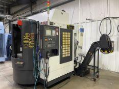 2013 FEELER VMP-580APC Vertical Machining Center, s/n VKCAP152, Fanuc 0i-MD Control