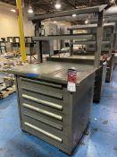 EQUIPTO 6-Drawer Modular Tool Cabinet