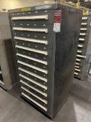 STANLEY VIDMAR 11-Drawer Modular Tool Cabinet