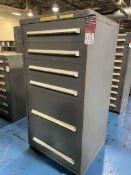 STANLEY VIDMAR 6-Drawer Modular Tool Cabinet