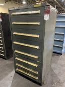 STANLEY VIDMAR 8-Drawer Modular Tool Cabinet