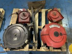 Lot of Reelcraft and Retracta Air Hose Reels