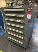 STANLEY VIDMAR 7-Drawer Modular Tool Cabinet