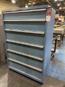LISTA 6-Drawer Modular Tool Cabinet