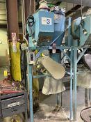 Vacuum System w/ Nelmor G810M1 Granulator, s/n 791014111