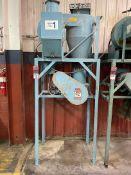 Vacuum System w/ Nelmor G810M1 Granulator, s/n 800429856