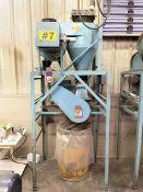 Vacuum System w/ Nelmor G810M1 Granulator, s/n 890328828