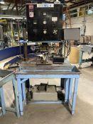 Hallenbeck 1500-115 Stamping Machine, s/n 3-1981-1166