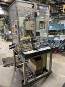 United Silicone US10 Stamping Machine, s/n 237471-1297, w/ UniOp Control