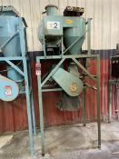 Vacuum System w/ Nelmor G810M1 Granulator, s/n 800328822