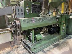 HPM 3.5 TMC-24 Extruder, s/n 93182