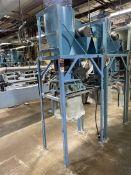 Vacuum System w/ Nelmor G810P1 Granulator, s/n 02G25076