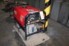 ARC WELDER, LINCOLN OUTBACK 185, gas pwrd, S/N U114080185