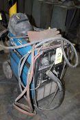 MIG WELDER, MILLER MDL. MILLERMATIC 250, wire feeder, S/N KD370112