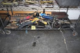 LOT OF HAND TOOLS, misc.