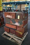 LOT OF TOOLBOXES (approx. 11), JOBOX MDL. 650990 (on one pallet)