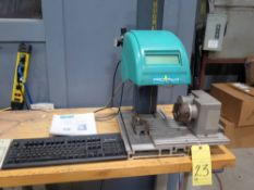 MARKING MACHINE, PROPEN MDL. P3000, new 2007, Mdl. DP3000 rotary table, S/N PN-07-08-8348