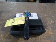 TORQUE DRIVER, PRECISION INSTRUMENTS MDL. DS1F75HMC
