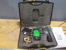 DIGITAL MICRON GAUGE, SUPERNOVA DV-41, in case