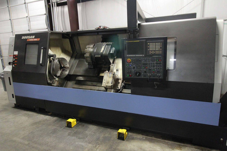 Enteq Upstream USA, Inc.- CNC & Fabricating Facility Downsizing!