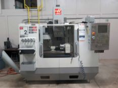 CNC VERTICAL MACHINING CENTER, HAAS MDL. VF-2BYT, new 2006, extended travel, Haas V0P-B CNC control,