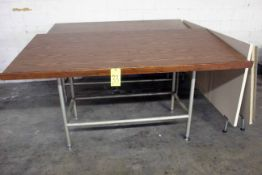 LOT OF DRAFTING TABLES