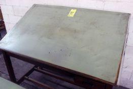 DRAFTING TABLE, 4' x 3'