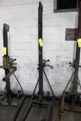 MATERIAL LIFT, VERMETTE MACHINE CO., manually operated