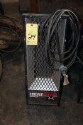 PORTABLE RADIANT HEATER, HEATSTAR MDL. HS35LP, propane